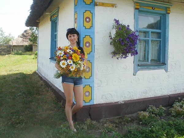 Сельский туризм в Днепропетровской области. хутор Галушковка
