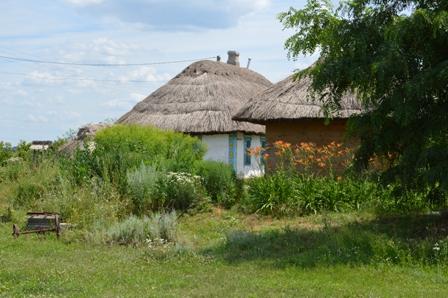 Отдых на хуторе Галушковка с семьей