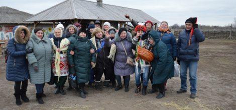 Стрітення на хуторі Галушківка