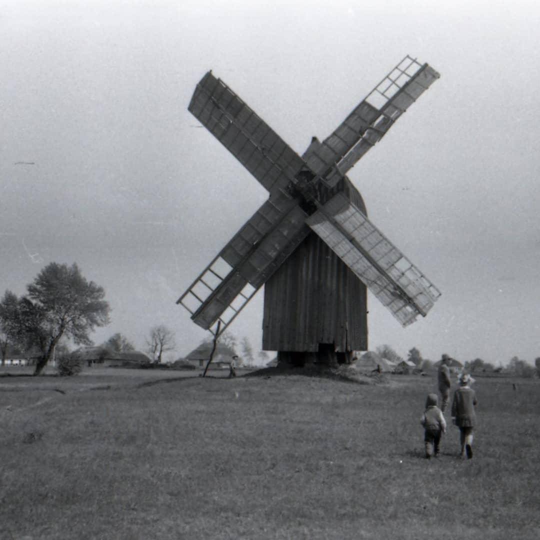 Млин на хуторі Галушківка
